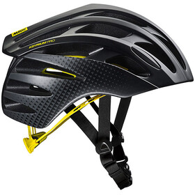Mavic Ksyrium Pro MIPS Helmet Men Black/Yellow Mavic